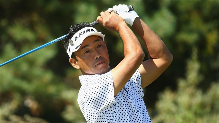 Kuboya Charges to Victory at Panasonic Open