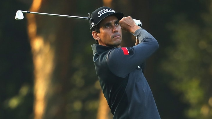 Team Titleist application: Rafa Cabrera Bello