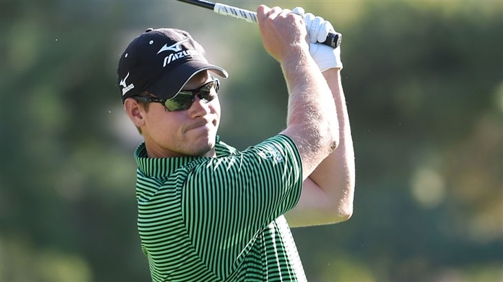Schenk Comes Out On Top in 4-Way All-Titleist Playoff