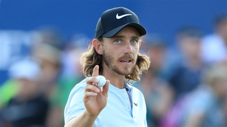 A Season to Remember for Tommy Fleetwood
