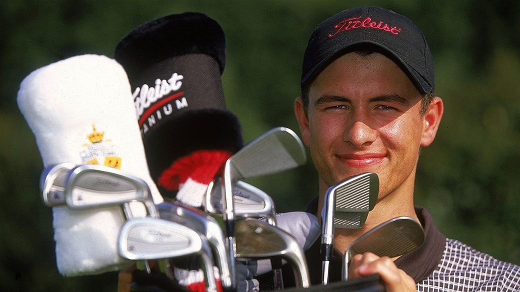 Adam Scott has played a Titleist golf ball and Titleist clubs, tee-to-green, since turning pro in 2000.