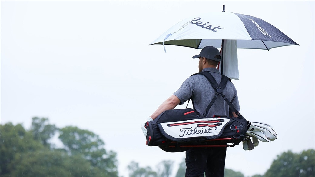 New Titleist Gear helps you play your best in poor weather