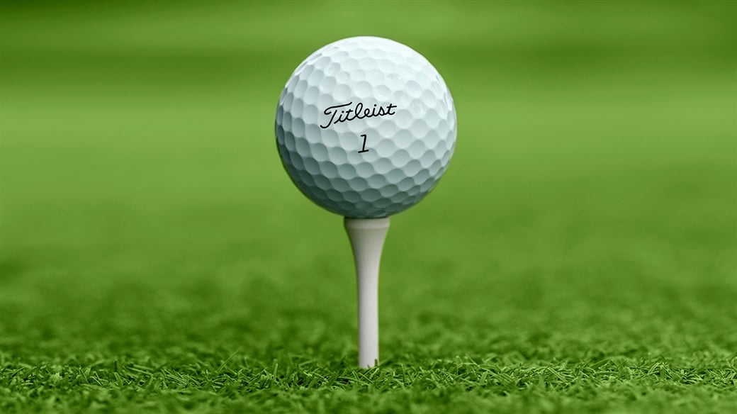 Pro V1 golf ball, the choice of the winner at the 2019 Mid-Amateur Championship