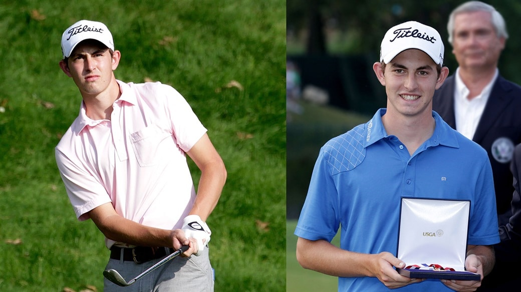 Patrick Cantlay has played a Titleist golf ball and Titleist clubs, tee-to-green, even before turning pro in 2012..