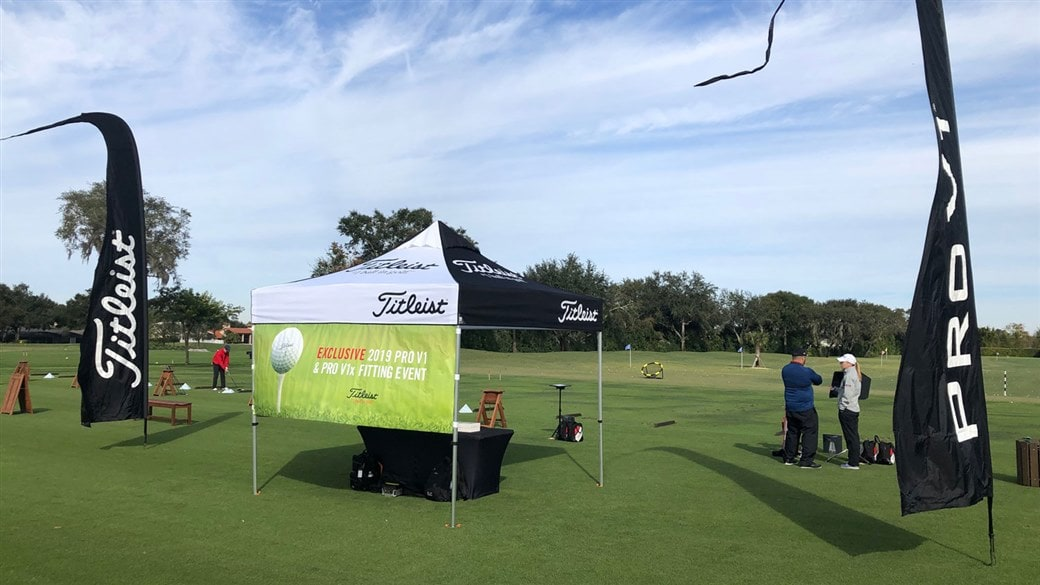 2019 Pro V1 Golf Ball Fitting Stories from the Road - Ball Fitting ... f17b8c10b72