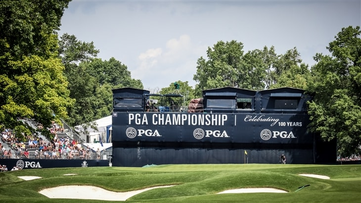 By the Numbers: The 100th PGA Championship