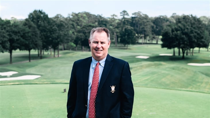 Image of 2019 PGA Professional of the Year Eric Eshleman