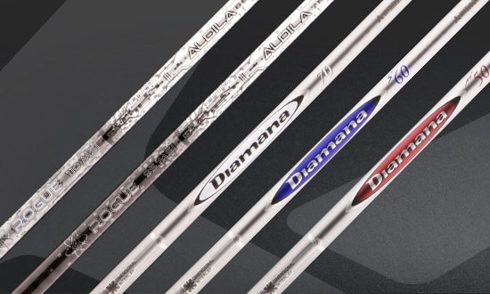 New Leist 915 Metals Feature Spotlight Premium Shafts Provide High Performance Options