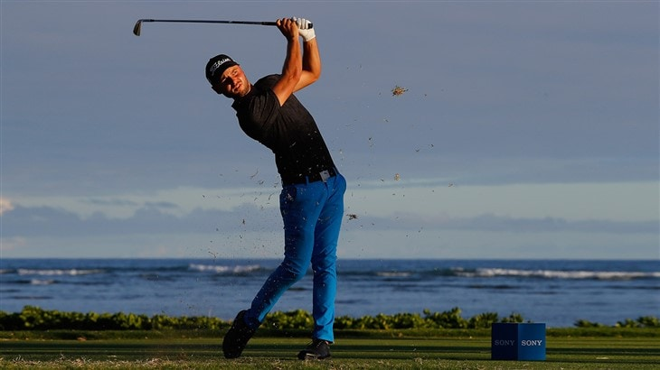 The Players' Choice at the 2019 Sony Open in Hawaii