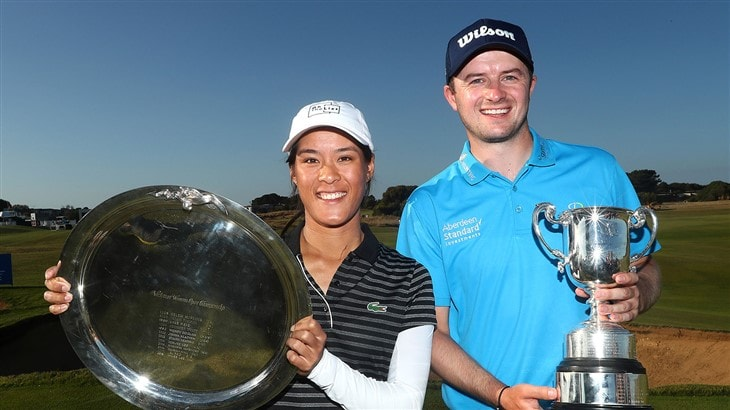 Boutier and Law Add Matching First-Time Wins to the Titleist Victory Total