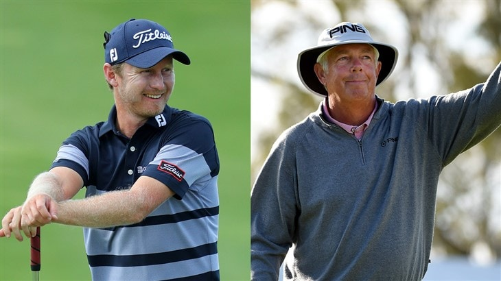 Harding and Triplett Lead a Week of Firsts for Titleist Golf Ball Players