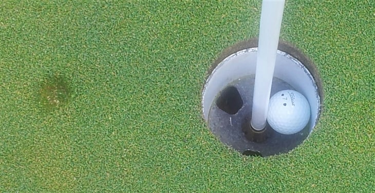 Second Hole in One with a ProV1
