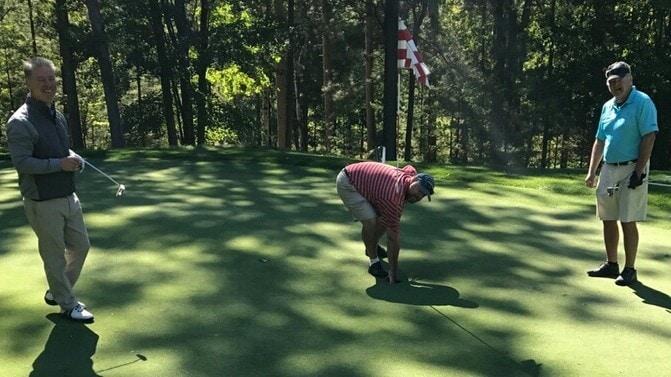 Coup De Grâce Annual Golf Trip
