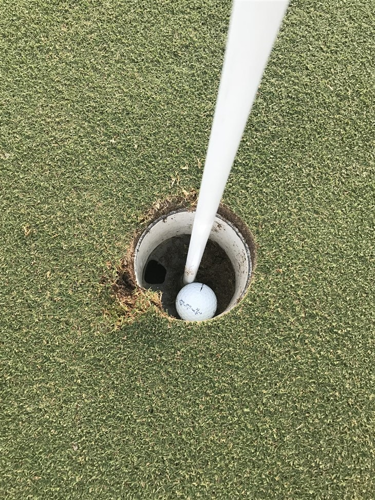 Hole in One at Alaqua Country Club